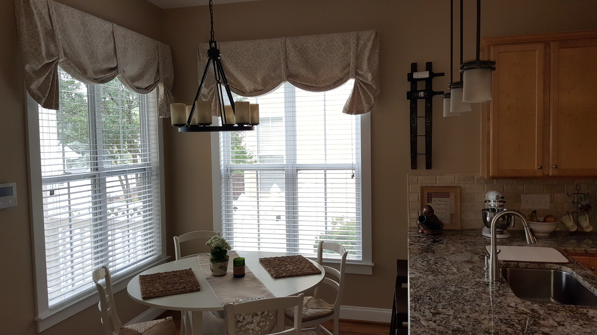 Elegant Custom Window Treatments For Every Room In The